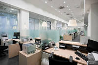 Contract furnishing office
